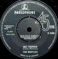 The Beatles - Day Tripper CD (album) cover