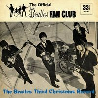 The Beatles - The Beatles Third Christmas Record CD (album) cover
