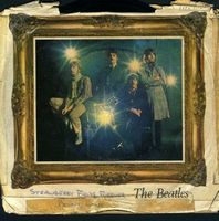 The Beatles - Strawberry Fields Forever CD (album) cover