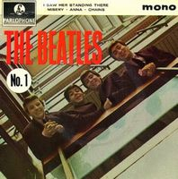 The Beatles - The Beatles No. 1 CD (album) cover
