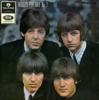 The Beatles - Beatles For Sale No. 2 CD (album) cover