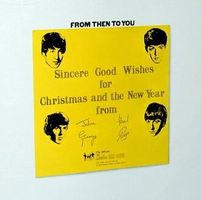 The Beatles - From Then To You CD (album) cover