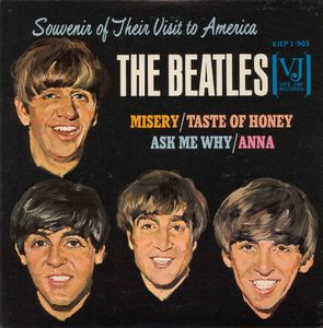 The Beatles - Souvenir Of Their Visit To America CD (album) cover