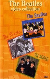 The Beatles - Video Collection DVD (album) cover