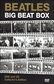 The Beatles - Big Beat Box CD (album) cover