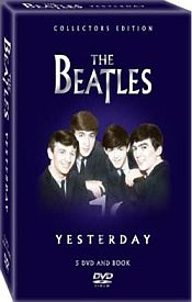 The Beatles Yesterday CD album cover