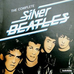 The Beatles - The Complete Silver Beatles CD (album) cover