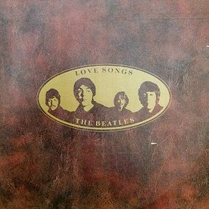The Beatles - Love Songs CD (album) cover