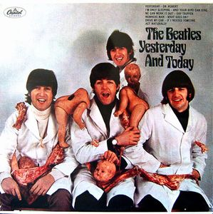 The Beatles - Yesterday And Today CD (album) cover