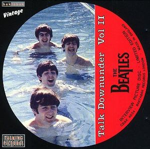 The Beatles - Talk Downunder Vol. Ii CD (album) cover