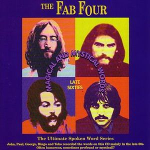 The Beatles - Magical And Mystical Words CD (album) cover