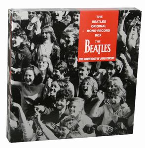 The Beatles - The Beatles Original Mono-record Box CD (album) cover