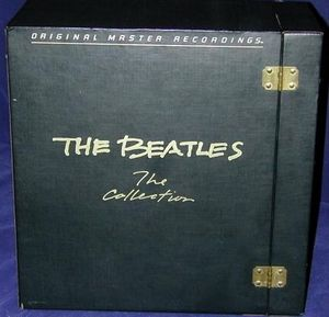 The Beatles - The Collection CD (album) cover
