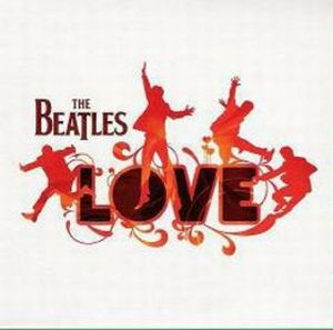 The Beatles - Love (promo) CD (album) cover