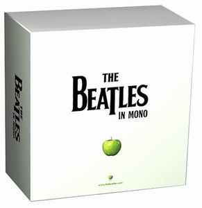 THE BEATLES - The Beatles In Mono Box Set CD album cover