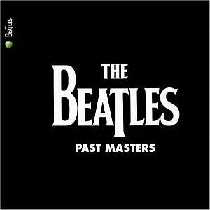 The Beatles - Past Masters (remastered) CD (album) cover