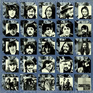 The Beatles - The Beatles Christmas Album CD (album) cover