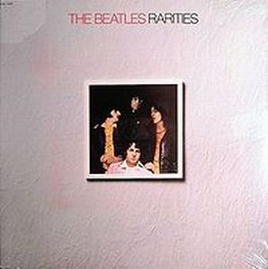 The Beatles - Rarities (us Version) CD (album) cover