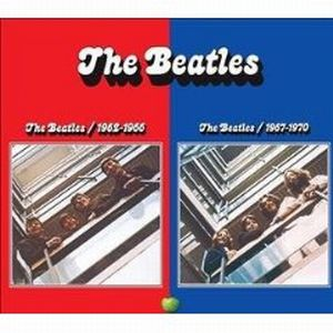 The Beatles - The Beatles 1962-1970 CD (album) cover