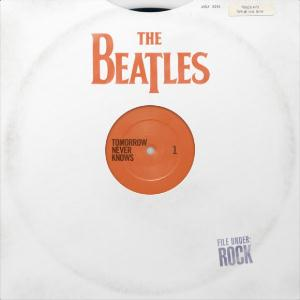 The Beatles - Tomorrow Never Knows CD (album) cover