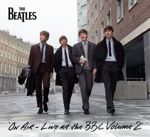 The Beatles - On Air - Live At The Bbc Volume 2 CD (album) cover
