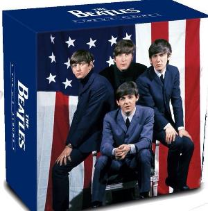 The Beatles - The U.s. Albums CD (album) cover