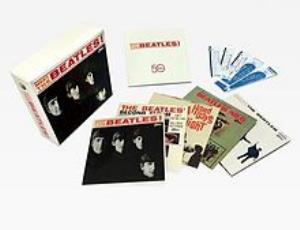 The Beatles - Meet The Beatles! [also Known As: The Japan Box] CD (album) cover