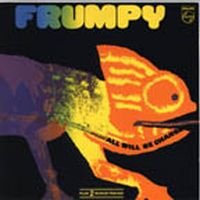 Frumpy - All Will Be Changed CD (album) cover