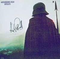 Wishbone Ash - Argus CD (album) cover