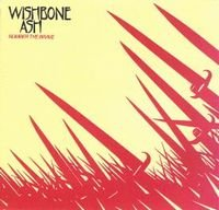 WISHBONE ASH - Number The Brave CD album cover