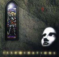 WISHBONE ASH - Illuminations CD album cover