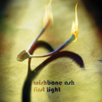 WISHBONE ASH - First Light CD album cover