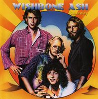 Wishbone Ash - Runaway CD (album) cover