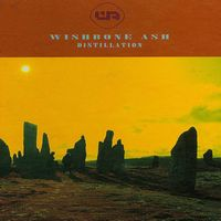 Wishbone Ash - Distillation CD (album) cover