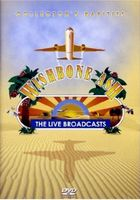 Wishbone Ash - Live Broadcasts DVD (album) cover