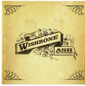 Wishbone Ash - The Collection CD (album) cover