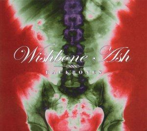 Wishbone Ash - Backbones CD (album) cover