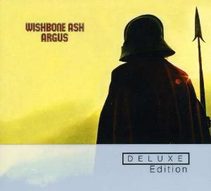 Wishbone Ash - Argus - Deluxe Edition CD (album) cover