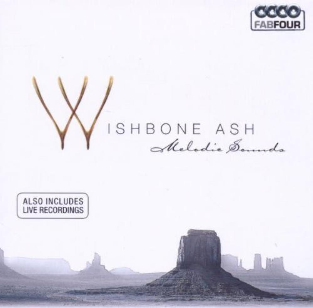WISHBONE ASH - Melodic Sounds CD album cover