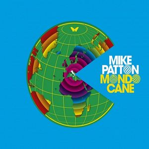 Mike Patton - Mondo Cane CD (album) cover