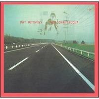Pat Metheny - New Chautauqua CD (album) cover