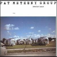 Pat Metheny - American Garage CD (album) cover
