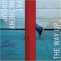 Pat Metheny - The Way Up CD (album) cover