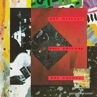 Pat Metheny - Question And Answer CD (album) cover