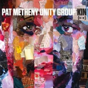 Pat Metheny - Kin (<-- -->) (pat Metheny Unity Group) CD (album) cover