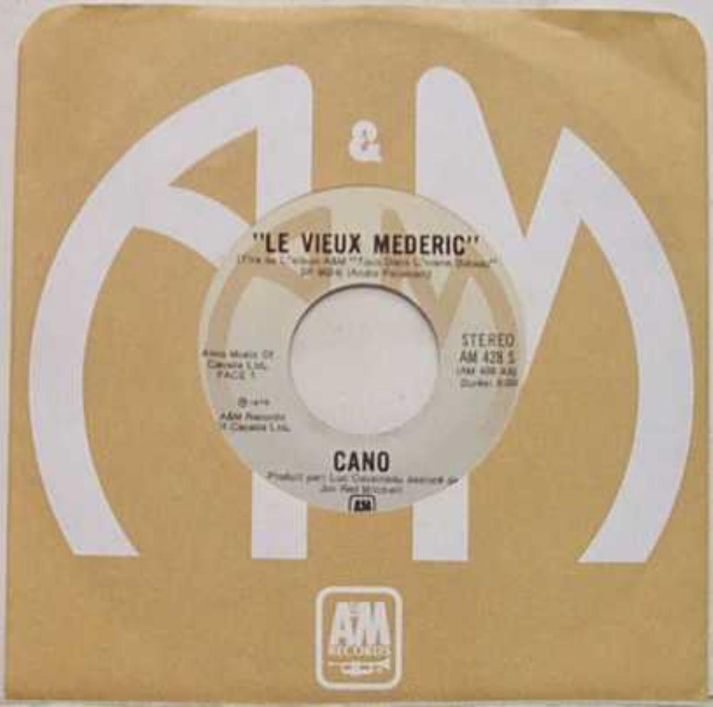 Cano - Le Vieux Mederic CD (album) cover
