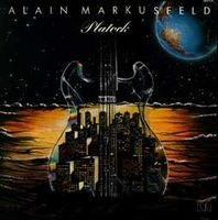 ALAIN MARKUSFELD - Platock CD album cover