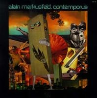 ALAIN MARKUSFELD - Contemporus CD album cover