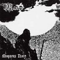 Manes - Maanens Natt (demo) CD (album) cover