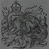 Manes - Svarte Skoger CD (album) cover